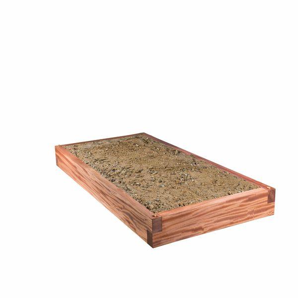 Un encadrement en bois Infiniflore